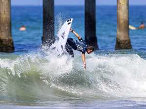 In-form teenager carves up in California