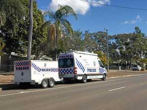 Mobile police vehicle hits Bundy's roads