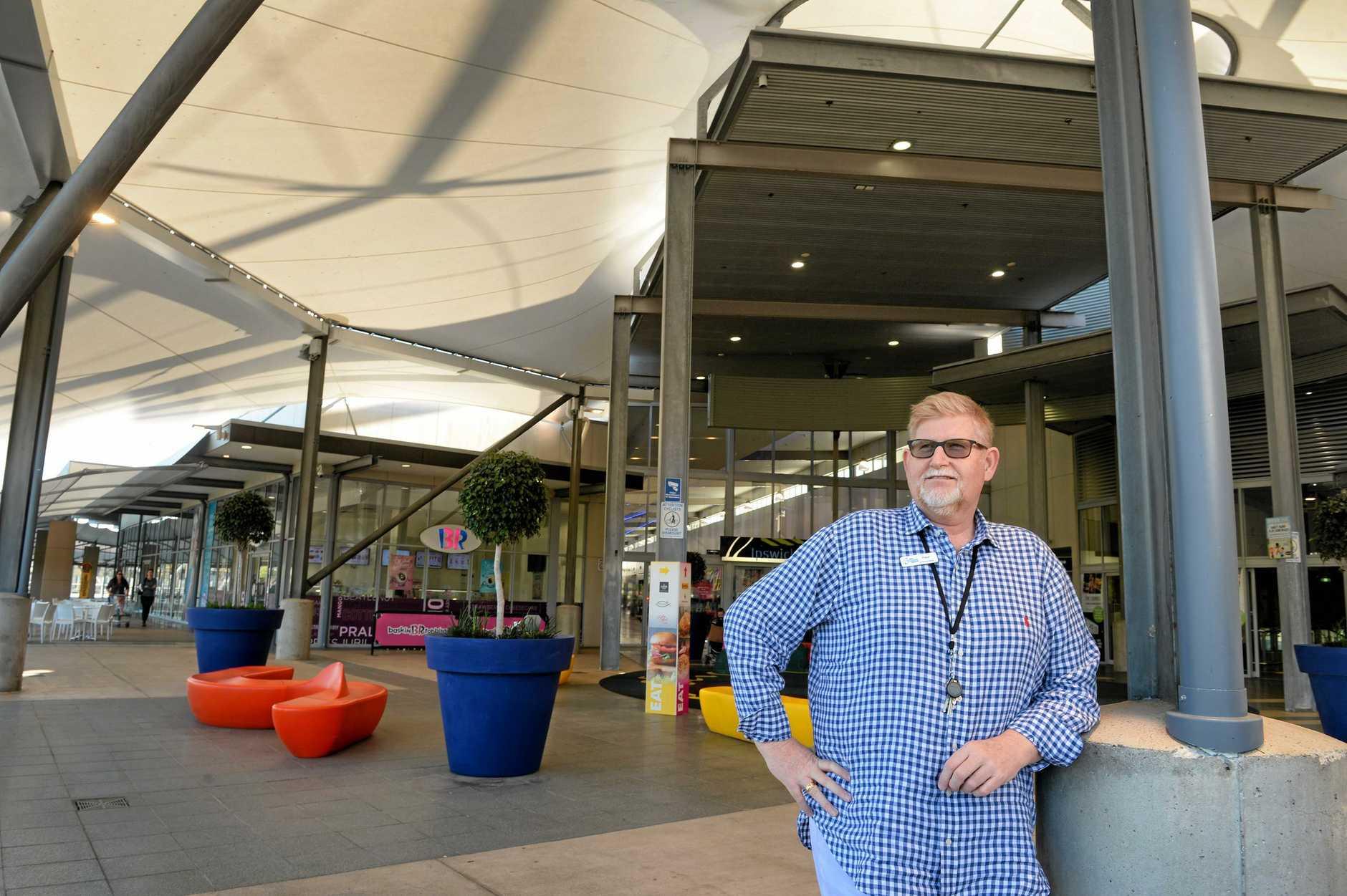 Riverlink centre manager Paul Kelsey.