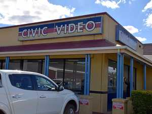What's going into the old Civic Video store?