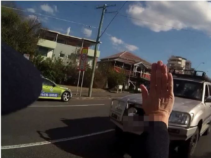 A Brisbane driver has allegedly been caught speeding but and driving at more than three times the legal limit in a school zone. Picture: Queensland Police