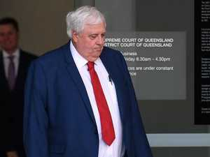 Judge hits back at Palmer's 'serious allegation'