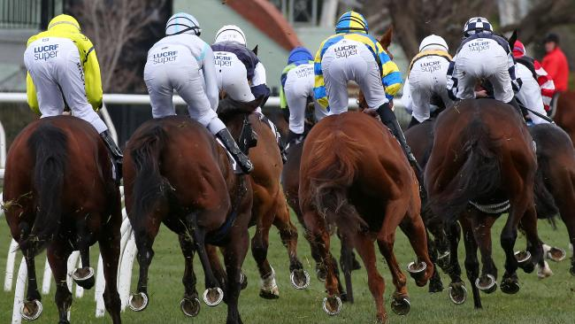 Victoria's jockeys have also agreed to lift a media ban. Picture: AAP