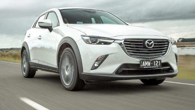 Mazda CX-3 sTouring