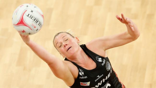 Thwaites will play on with the Vixens. Picture: Getty Images