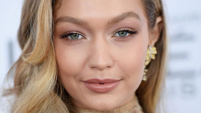 Gigi Hadid. Picture: Getty