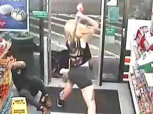'Happy days': Victim reacts to axe attack verdict