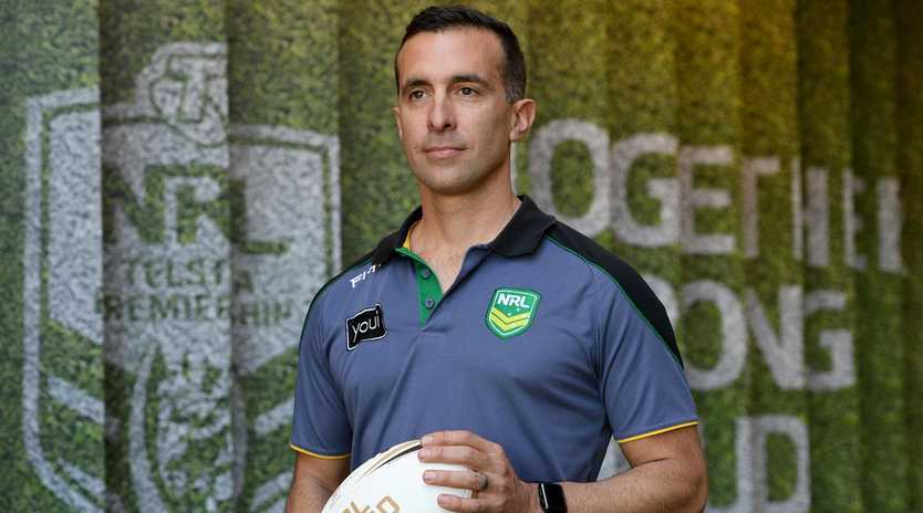 NRL referee Matt Cecchin has revealed the foul abuse that has come his way.