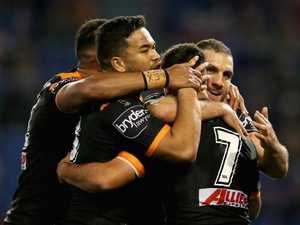 Brooks brilliance keeps Tigers in finals hunt