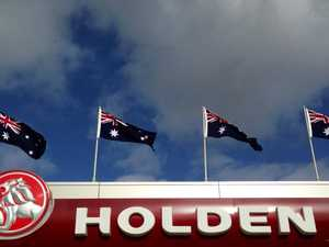 New-car sales hit the brakes as Holden feels the burn