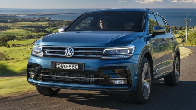2018 Volkswagen Tiguan Allspace: Brand's first seven-seat SUV