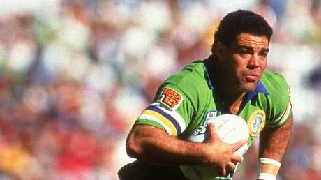 There are few players more respected than Mal Meninga.