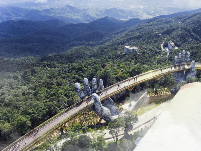 Vietnam wants tourists. Picture: TA Landscape Architecture