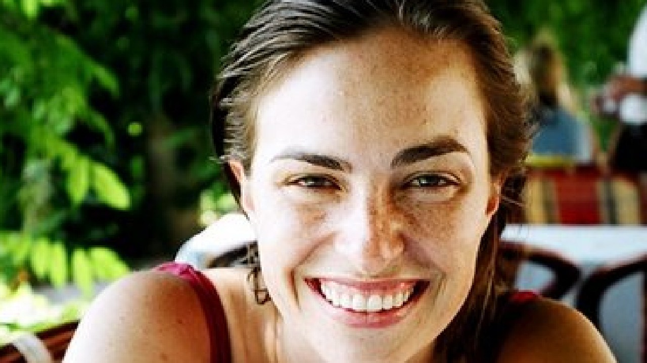 Apple founder Steve Jobs' daughter Lisa Brennan-Jobs has detailed her strained relationship with her dad. Picture: Twitter