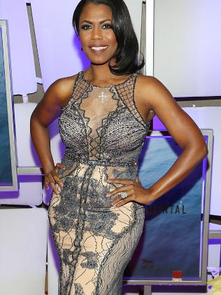 Ms Manigault-Newman at the MGM National Harbor Grand Opening Gala in 2016. Pic: Getty
