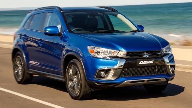 Supplied Cars Mitsubishi ASX
