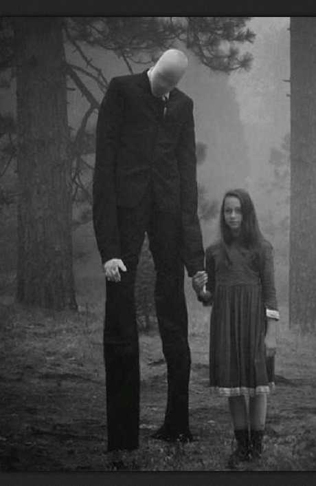 Slenderman inspired the real-life attempted murder of a 12-year-old girl by her peers.