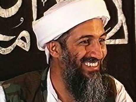 Al-Qaeda founder Osama bin Laden. Picture: Supplied