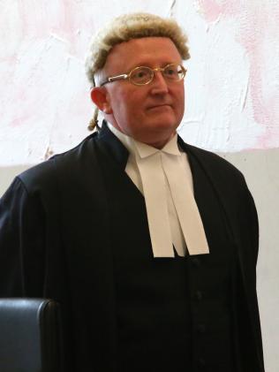Brisbane Supreme Court Justice John Bond.