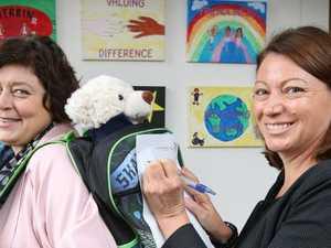 Aussie kindergarten cop plan to stop cyberbuylling
