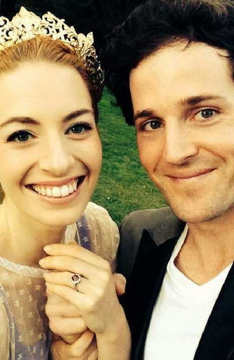 ' … We continue to share the most beautiful life together' … the pair confirm the split.
