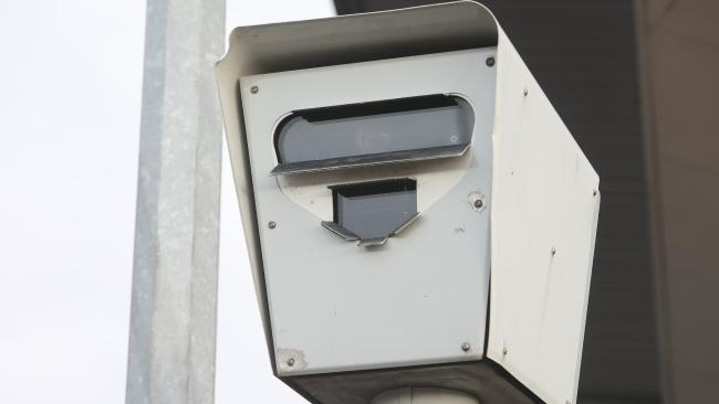 Speed cameras arrived at the same time as the Booze Bus in Victoria. Pic: AAP.