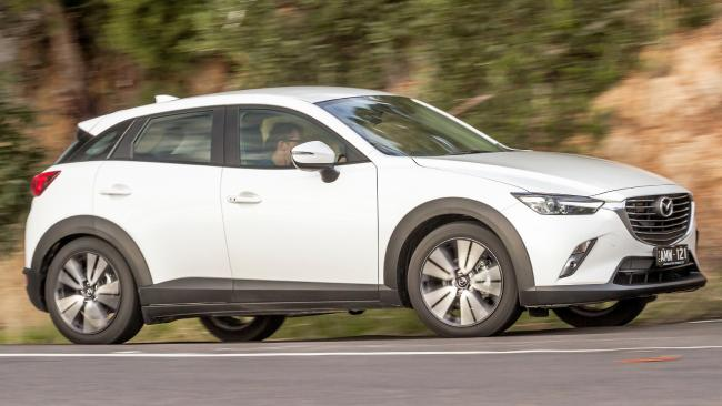 Supplied Cars Mazda CX-3