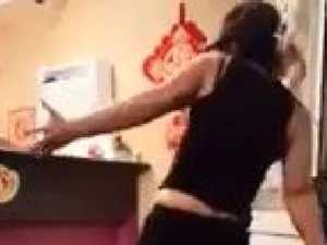Woman racially abuses staff at Chinese restaurant