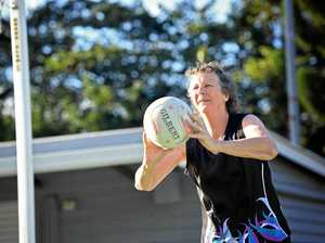 What makes this Gympie netball legend tick