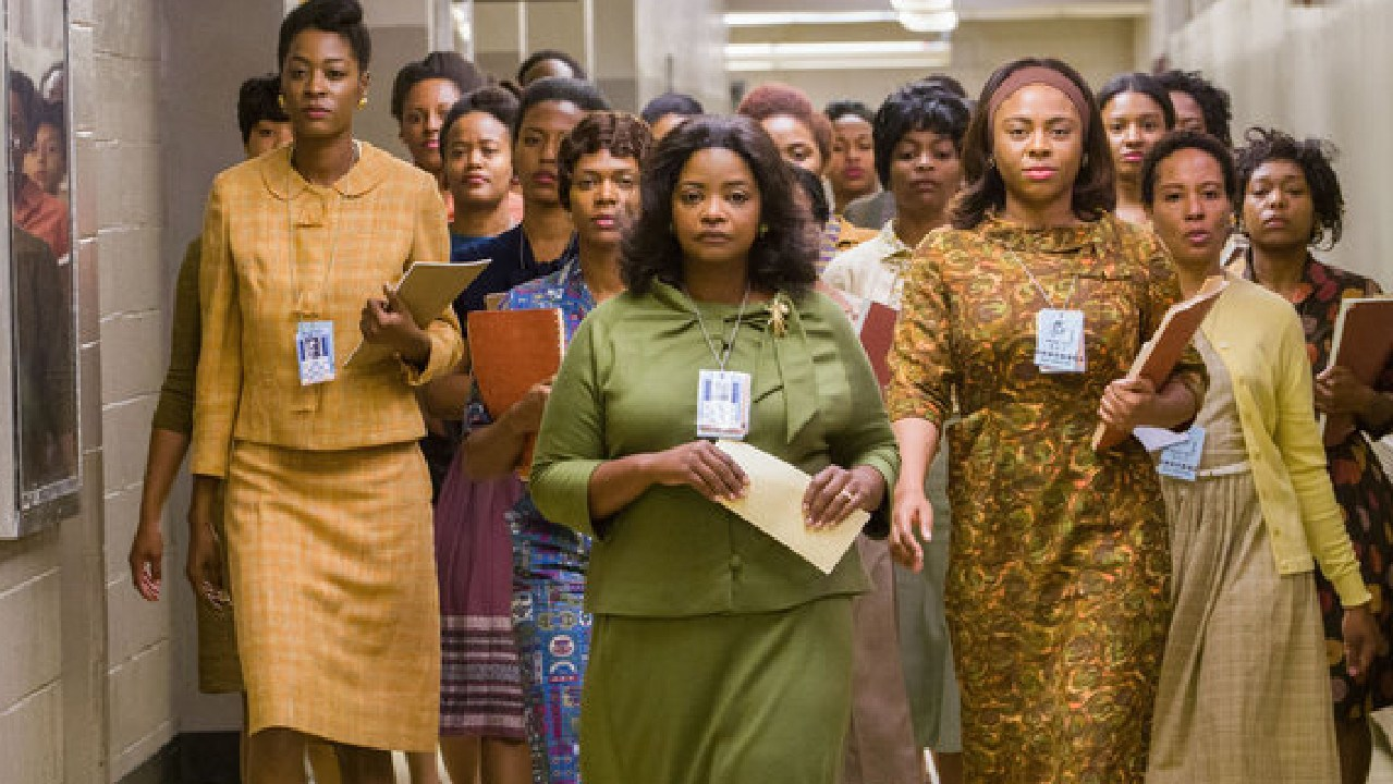 Octavia Spencer leads the charge as Dorothy Vaughan in Hidden Figures.