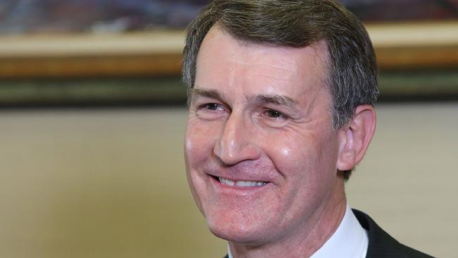 Brisbane Lord Mayor Graham Quirk bought his first hone for $32,000. Picture: Jono Searle