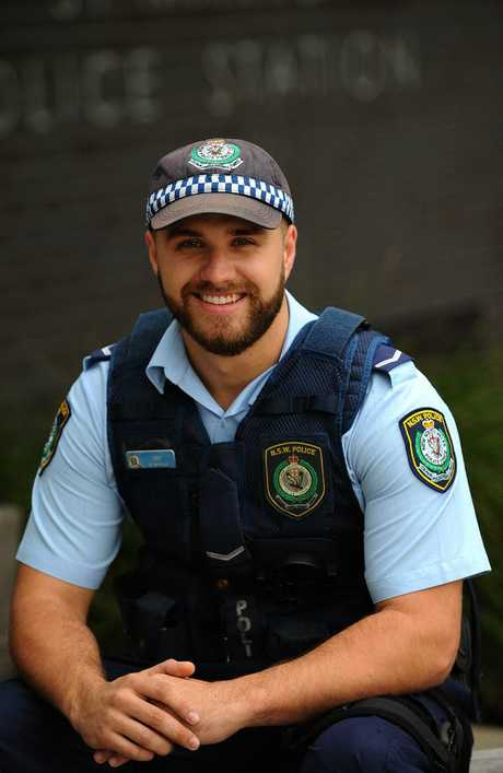 Senior Constable Daniel Hadley.