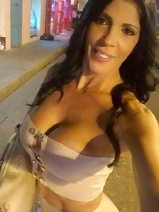 "Alleged ringleader ""Madame"" Campos Puello. Picture: CEN/australscope"