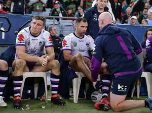 Storm boost, Smith 'expected' to face Sharks