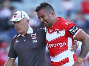 Top four in danger as Dragons' slide continues
