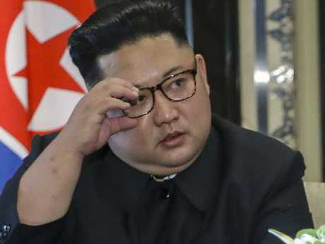 North Korea leader Kim Jong-un promised to denuclearise. Picture: AP