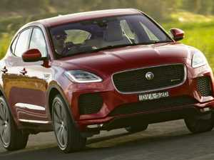 Why an SUV is Jag's bestseller