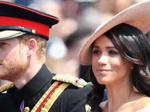 Harry's fears over Meghan 'hysteria'