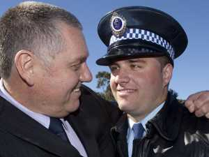 Ray Hadley 'devastated' after cop son busted