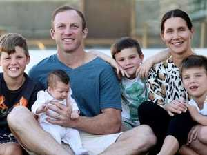 Lockyers welcome their 'little miracle'