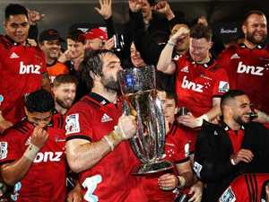 Peerless Crusaders claim ninth Super Rugby title
