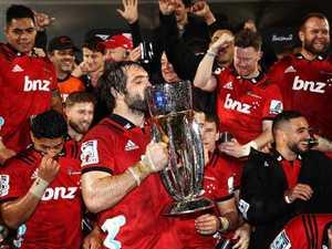 Peerless Crusaders claim ninth Super Rugby title