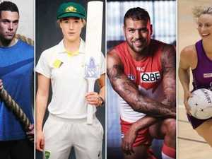 The sport stars inspiring a new generation