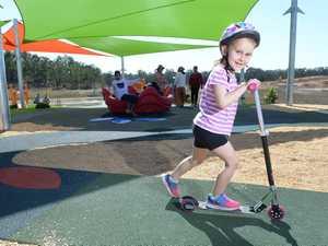 $5m park unveiled as newest child-friendly destination