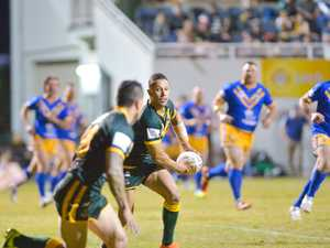 TEAM ANNOUNCED: Legends of League to play in Cherbourg