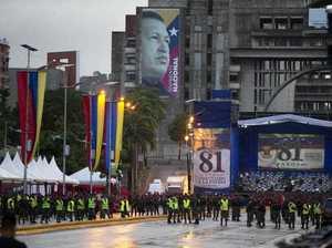 Venezuelan leader survives assassination attempt from sky
