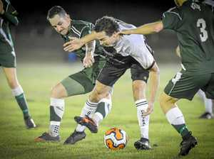 Clean sheet keeps Central in touch