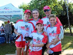 Hundreds run to raise awareness for Cystic Fibrosis