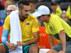 Australia takes stand against Davis Cup revamp