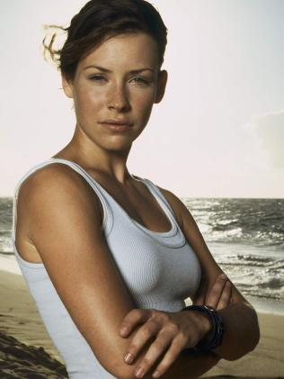 Evangeline Lilly in Lost. Picture: Supplied